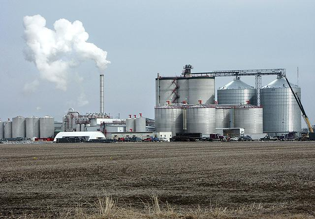 As about 150 ethanol plants remain idled or have significantly cut production in recent weeks, a group of senators is asking for a waiver from the Renewable Fuel Standard.