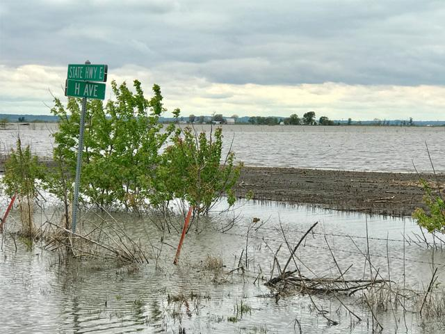 Floods were a huge problem in 2019 across the Plains and Midwest during both planting season and harvest. Congress boosted funds for USDA's WHIP-Plus program for 2019 disasters but lawmakers and farmers say they are still waiting for aid payments. (DTN file photo)