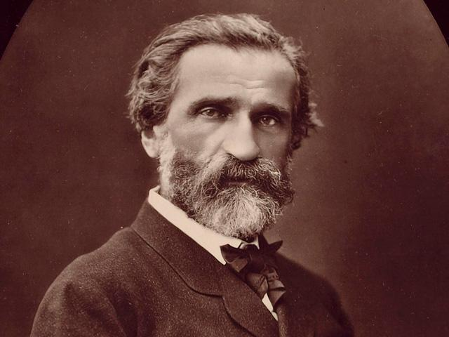 Giuseppe Verdi was one of the greatest opera composers ever. He was also a serious, big-time farmer by 19th century Italian standards. (Public domain photo by Ferdinand-Muirnier)