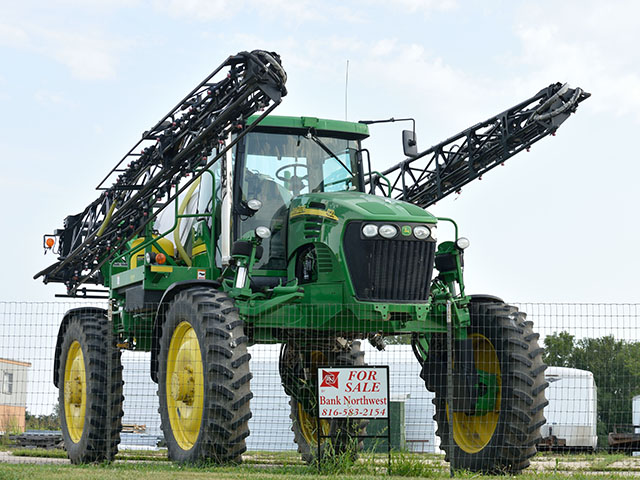 Both new and used equipment purchases qualify for tax breaks under the Section 179 of the IRS code. Congress recently extended the deductions to a $500,000 limit. (DTN/The Progressive Farmer photo by Jim Patrico)