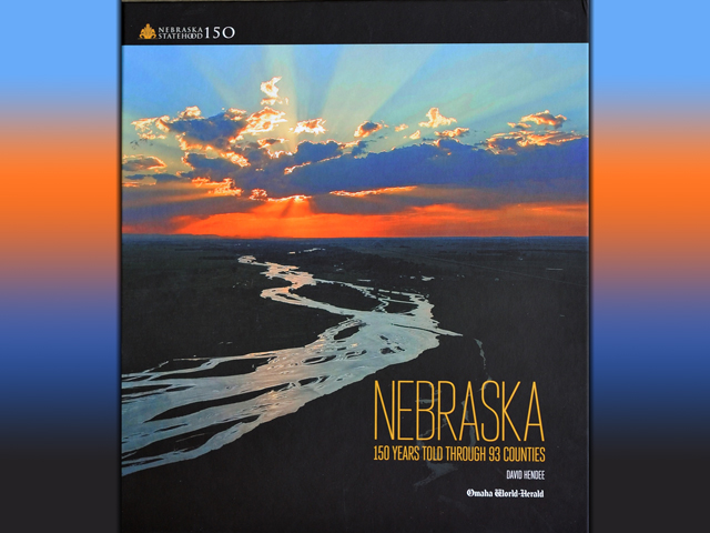 A new book tells the story in words and photos of the Cornhusker State's counties.