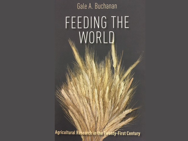 Author Gale Buchanan was USDA undersecretary for Research, Education and Economics under the last Bush administration.