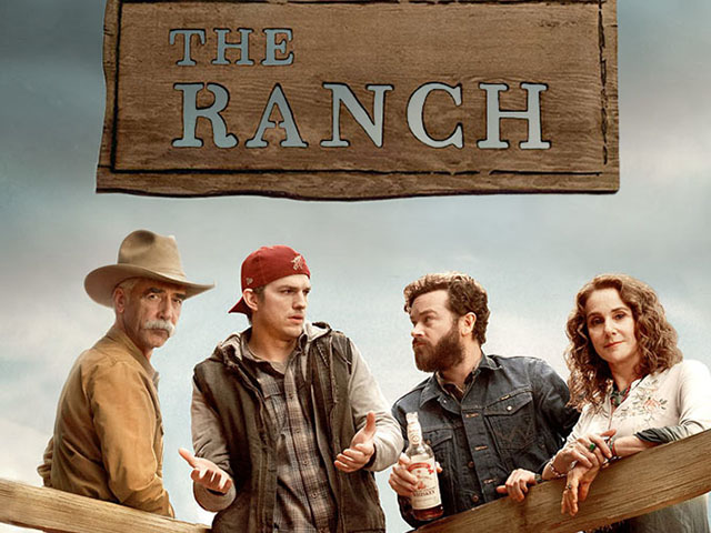 The Ranch is a comedy on Netflix but it also highlights real-life conflicts facing a family on a small ranching operation.