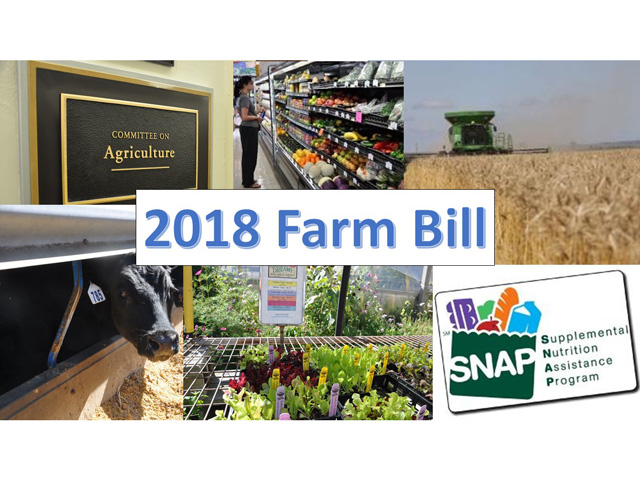 With prospects that the House of Representatives could debate and vote on a  farm bill later this week, the House Rules Committee is scheduled to begin  ...
