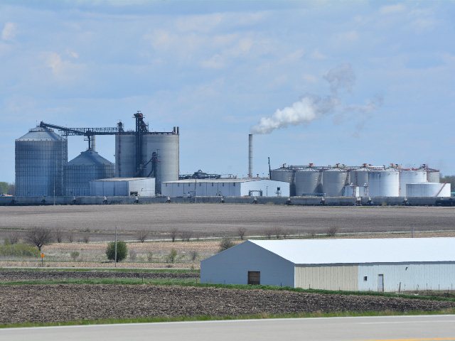 A group of more than 90 ethanol plant employees asked President Donald Trump on Monday to change direction on EPA's granting of small-refinery waivers. (DTN/The Progressive Farmer photo by Matthew Wilde)