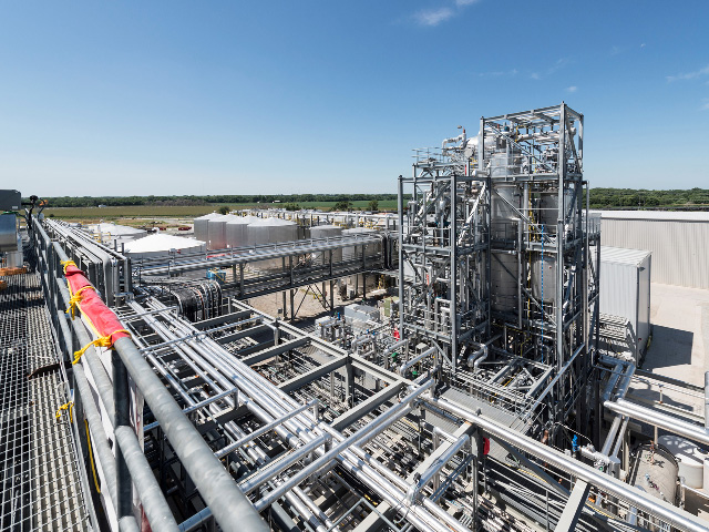 Flint Hills Resources has closed its 50-million-gallon biodiesel plant in Beatrice, Nebraska, citing economic headwinds for the decision. (Photo courtesy Flint Hills Resources)