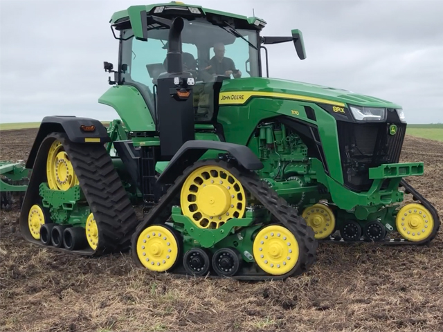 Deere Launches New And Updated Lines Of 7R And 8 Family