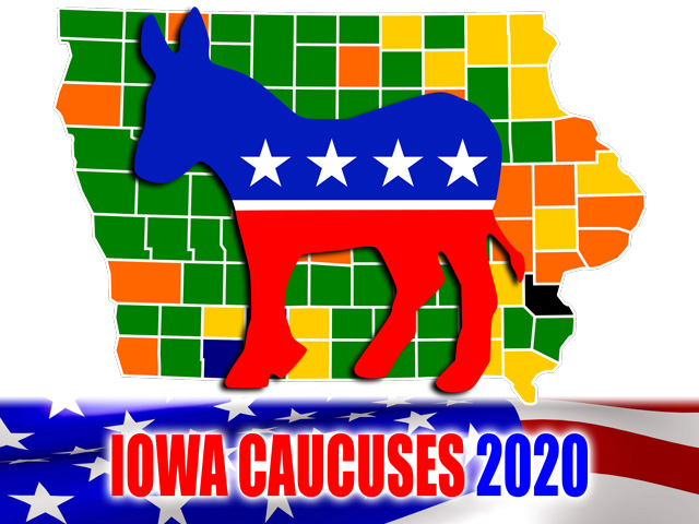 We've basically gotten the results of the Iowa caucuses, which shows Pete Buttigieg carried significantly more counties than anyone else, but Bernie Sanders carried the larger cities. (DTN image)