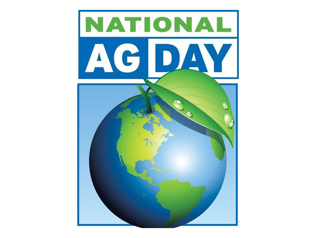 National Ag Day brings everyone to the table.