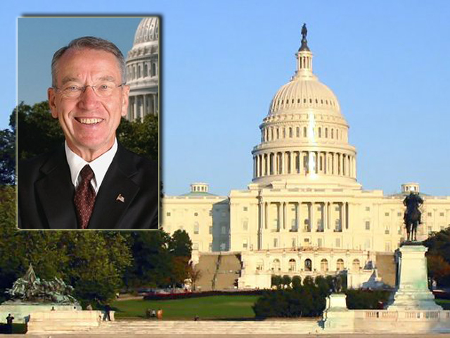 Sen. Chuck Grassley, R-Iowa, told reporters in a weekly call that he expects Agriculture Secretary to come out with an aid program for farmers soon. (DTN file image)