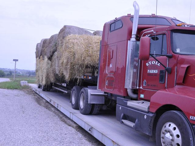 Among some of the key issues raised by the agricultural transportation coalition include allowing interstate CDLs for people under age 21, as well as adding agricultural exemptions for hours of service as well. (DTN file photo by Chris Clayton)