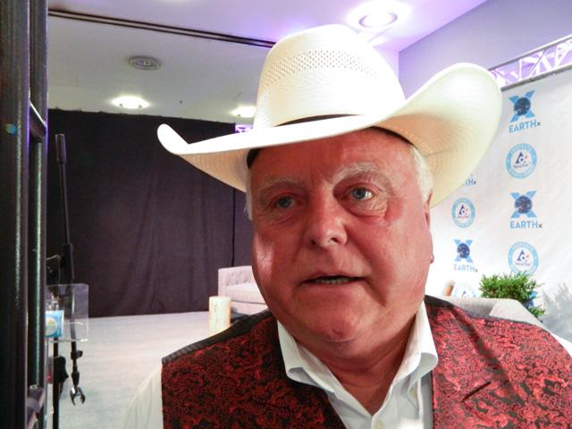 "Sid Miller, a rancher and commissioner of the Texas Department of Agriculture, has filed a lawsuit backed by the new group ""America First Legal"" against USDA over a new aid program that eliminates FSA loan debt for socially disadvantaged farmers. Another group of white farmers filed a similar lawsuit as well. (DTN file photo by Chris Clayton)"