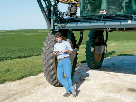 Broadband internet is not readily available to all rural residents. (DTN file photo)