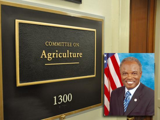 Rep. David Scott, D-Ga., chairman of the House Agriculture Committee, led unanimous passage of a bill out of committee Tuesday that will provide disaster aid for producers who have been hit with natural disasters in both 2020 and 2021. (DTN image from profile photo)