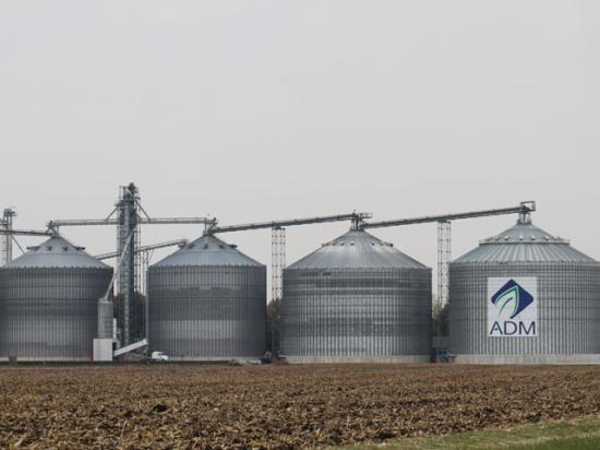 Archer Daniels Midland announced plans to produce sustainable aviation fuel in an agreement with Gevo. (DTN file photo by Pamela Smith)