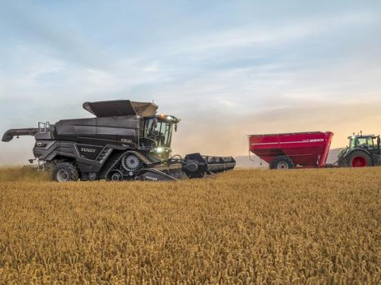AGCO launches a pilot test of its Precision Ag Line (PAL) program. PAL is a tool designed to streamline support services for AGCO customers. (DTN photo courtesy of AGCO Corp.)