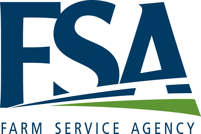 In August, USDA's Farm Service Agency and Commodity Credit Corp. released information that provided clarity on farm income and active management. (Logo courtesy of USDA FSA)