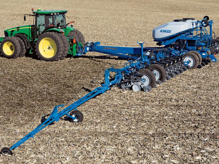 New Planter Features Voltage Powered Seed Metering