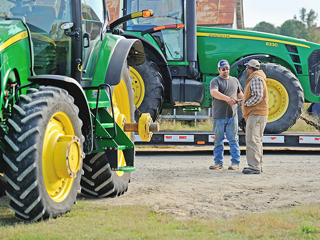Whether you have a team of 20 or two siblings operating on your farm, you have a company culture. (DTN/The Progressive Farmer file photo by Jim Patrico)