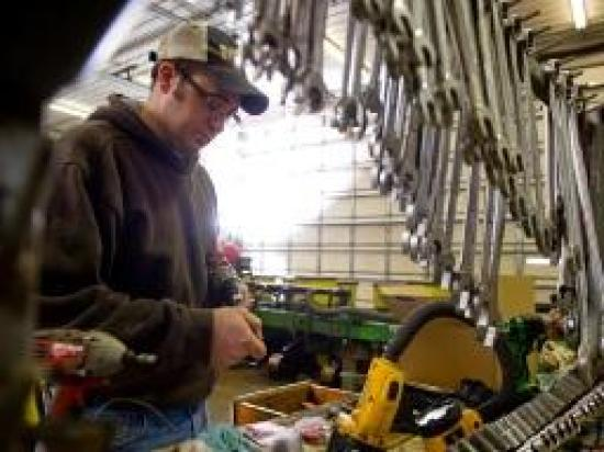 Strong job candidates don't necessarily have to come with a farming background as long as transferable skills are present. (DTN/Progressive Farmer file photo by Jim Patrico)