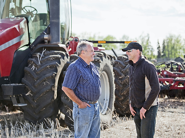 A significant step in reducing the impact of family conflicts is to have a sense of empathy for other family members. (DTN/Progressive Farmer photo by Getty Images)