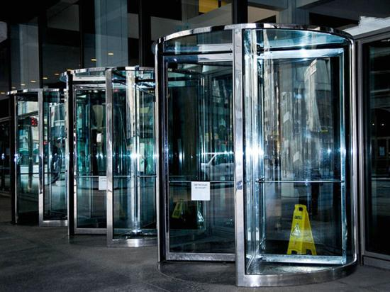 Cattle producers sometimes may feel like they are stuck in a revolving door. (Photo by Valerie Everett; CC BY-SA 2.0)