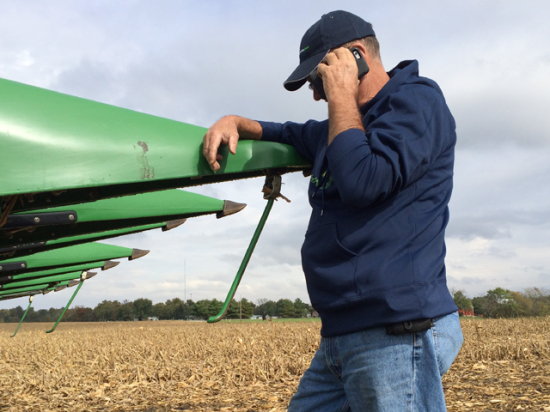 Farmers with a stake in high speed precision planting might find themselves on the receiving end of a phone call from the government, as the Department of Justice puts feelers out on grower attitudes toward the Deere-Precision Planting deal. (DTN photo by Pamela Smith)