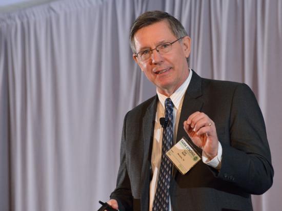 Tom Scott, CEO of Informa Economics, at the DTN/The Progressive Farmer Ag Summit.