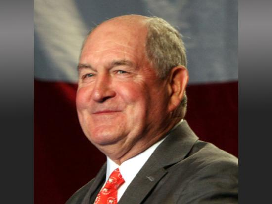 The U.S. Senate voted to confirm Sonny Perdue as the next secretary of agriculture on Monday evening. (Courtesy photo)