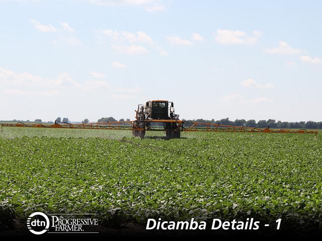 Temperature Inversions Increase Risk Of Herbicide Drift