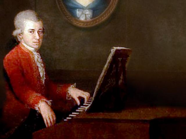 Mozart wrote the opera