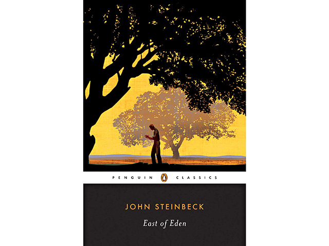 """East of Eden"" by John Steinbeck (Image courtesy of Penguin Books, a subsidiary of Penguin Random House)"