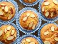 Muffins make a great grab-and-go breakfast, especially when the protein is pumped up with almond flour. (DTN/Progressive Farmer photo by Rachel Johnson)