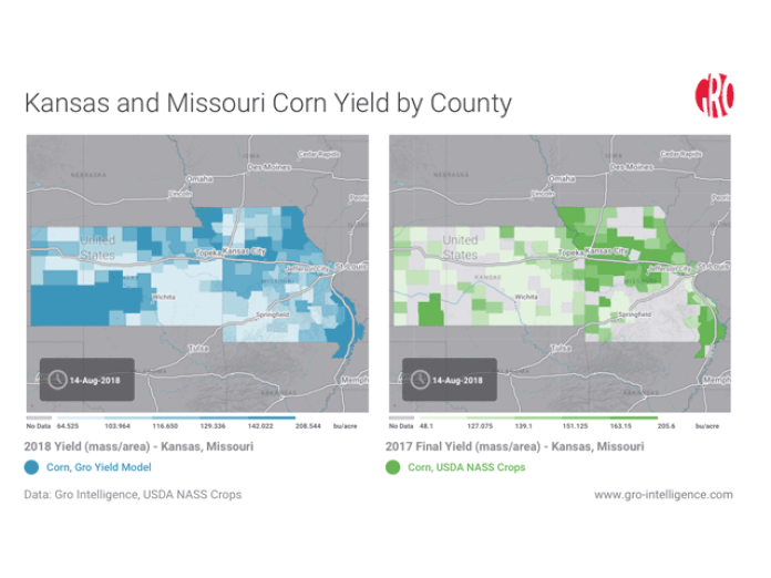 Day 1: Drought Drags Down Yield in Missouri and Kansas