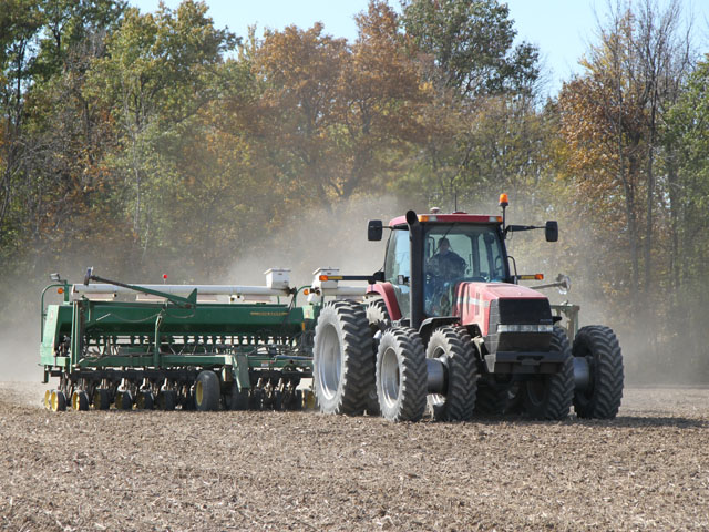 Tips For Seeding Winter Wheat Late