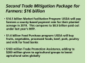 The Trump administration released details of a $16 billion aid package to farmers following the collapse of trade talks earlier this month with China. (DTN graphic by Chris Clayton)