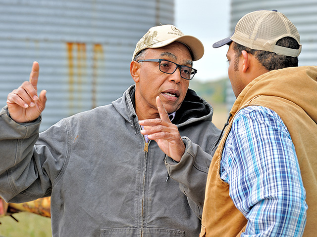 Operations should include family members in discussions about the future and recognition of contributions and skills. (DTN/Progressive Farmer photo by Jim Patrico)