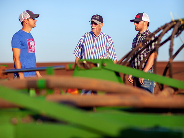 While the culture, history and personalities in every family business are unique, three common practices are the keys to success. (DTN/Progressive Farmer photo by Russell A. Graves)