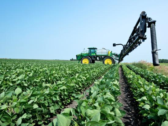 EPA said it will finish its registration review of chlorpyrifos, which will keep generic formulations of the chemical available in the future, despite Corteva's decision to discontinue its Lorsban insecticide. (DTN photo by Tom Dodge)