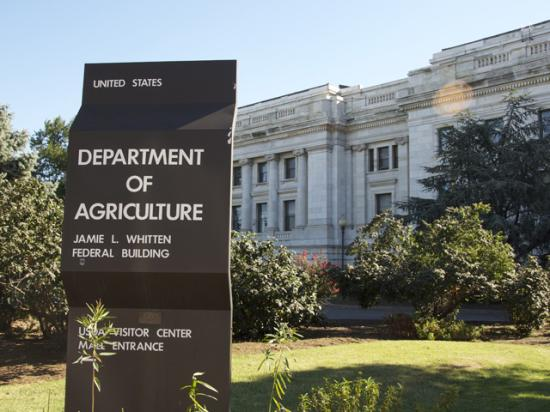 Most agriculture groups on Thursday expressed strong support for President-elect Donald Trump's selection of former Georgia Gov. Sonny Perdue to head USDA. (DTN file photo by Nick Scalise)