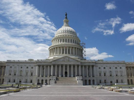Congress released an omnibus fiscal year 2018 funding bill on Wednesday that includes several regulatory provisions for agriculture, as well as boosts spending in areas such as conservation and rural infrastructure. (DTN file photo by Nick Scalise)