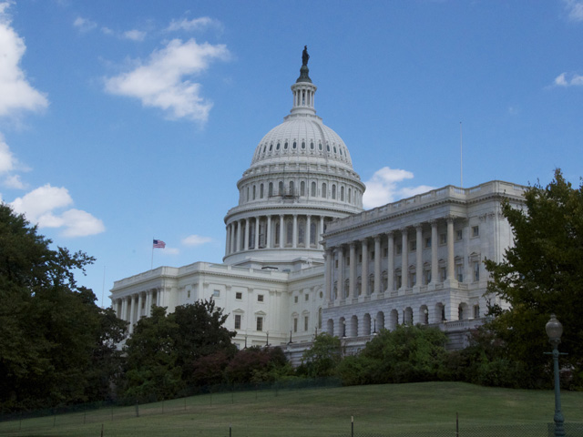 Congress is debating funding levels for fiscal year 2018, which begins in October. While rejecting the president's request for deeper cuts, Congress is getting attacked by some conservative groups as well. (DTN file photo by Nick Scalise)