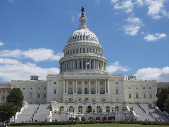 The House Budget Committee is scheduled to markup the budget bill on Wednesday. But for that budget to go into effect, it would have to pass the House and be reconciled with a Senate budget bill. (DTN file photo by Nick Scalise)