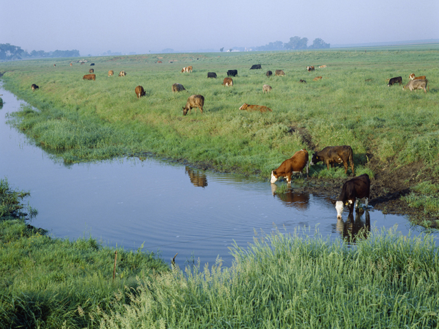 The state of Nebraska put its support behind a rewrite of the waters of the United States rule. (DTN file photo)