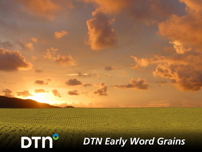 Wheat Stages Recovery, Row Crops Chop