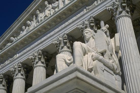 The U.S. Supreme Court on Monday issued a ruling on a question of venue for legal challenges to the waters of the United States rule. (DTN file photo)