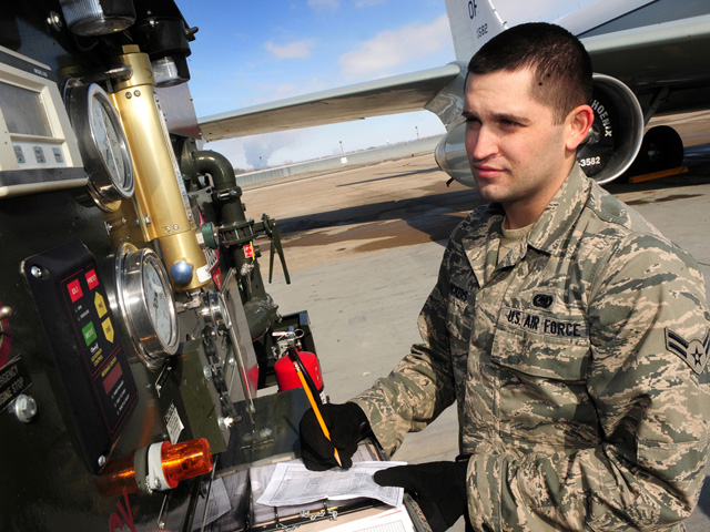 Military veterans possess numerous traits necessary to lead a team in the field and in the barn, making them a good hire for many farms. (Photo courtesy of the U.S. Air Force)