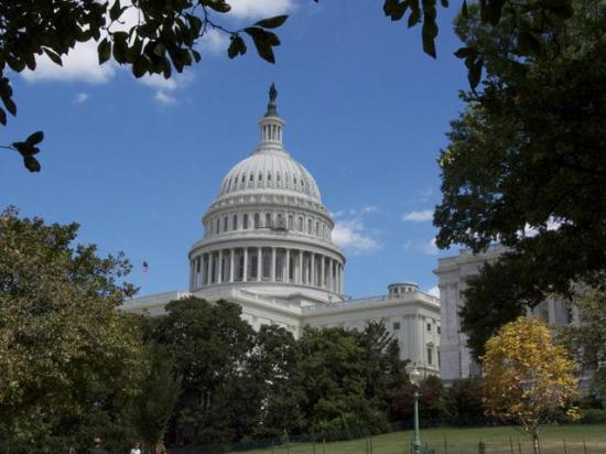 The House voted on a federal funding bill late Tuesday that ensures funding is available for the Commodity Credit Corp., after House Democrats had earlier balked over how USDA was using the funds. (DTN file photo)