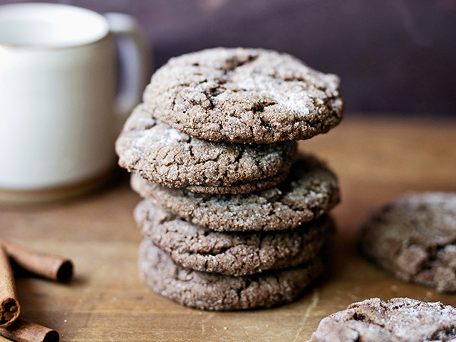 Mexican Hot Chocolate Cookies (Progressive Farmer image by Rachel Johnson)