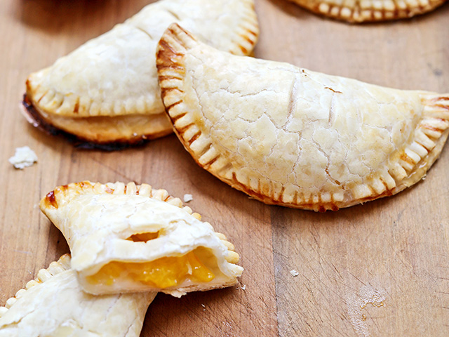 Summer Peach Hand Pies (Progressive Farmer image by Rachel Johnson)